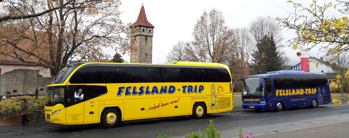 Unsere Busse